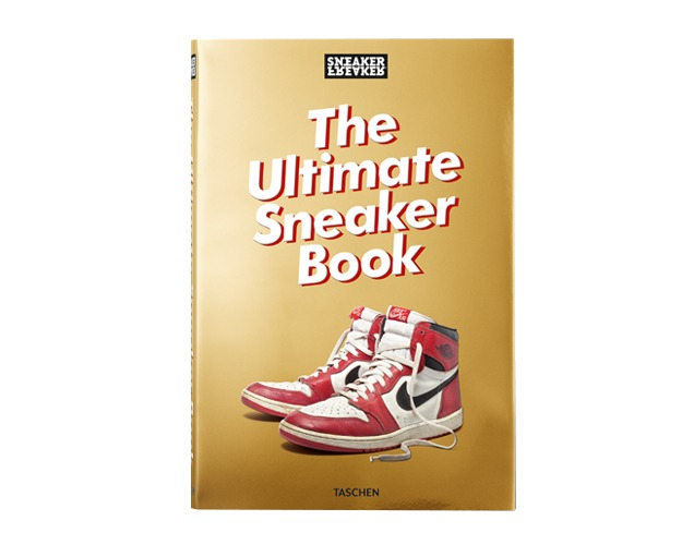 The Ultimate Sneaker Book by